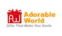 adorableworld.com store logo