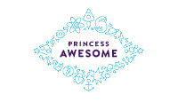 princess-awesome.com store logo